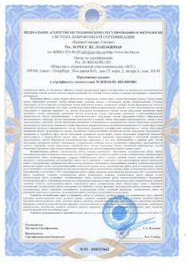 Свидетельства и сертификаты