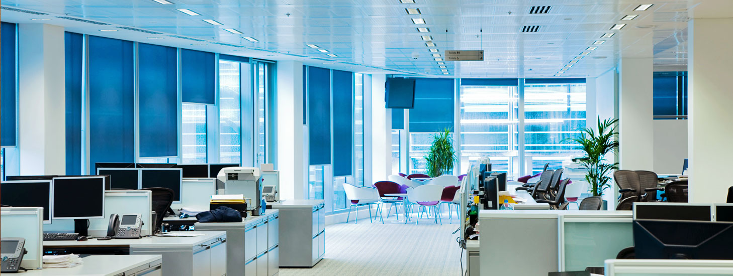 Кондиционирование офисов и серверных помещений